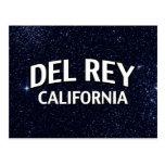 Del Rey California Postal