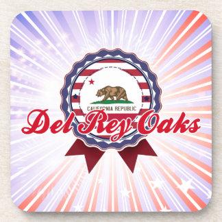 Del Rey Oaks, CA Posavasos De Bebidas