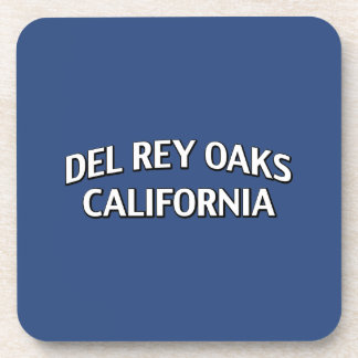 Del Rey Oaks California Posavasos De Bebida