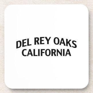 Del Rey Oaks California Posavasos