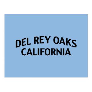 Del Rey Oaks California Postal