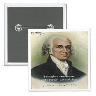 """Del sentido común de James Madison cita de la """"fil Pin"""