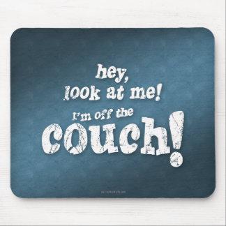 Del sofá… alfombrilla de ratón