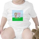 del spineo lambspun de la suma ergo trajes de bebé