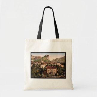 Del sur, Arco, Garda, lago de, vintag de Italia Bolsa