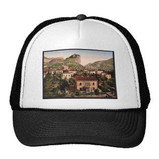 Del sur Arco Garda lago de vintag de Italia Gorros