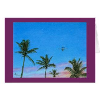 "Del ""tarjeta aviador de la copa"" de Paul McGehee"