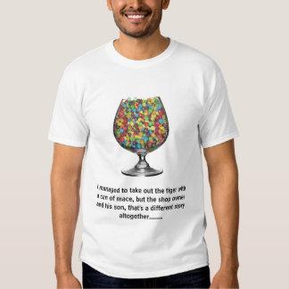 Del tells all. T-Shirt