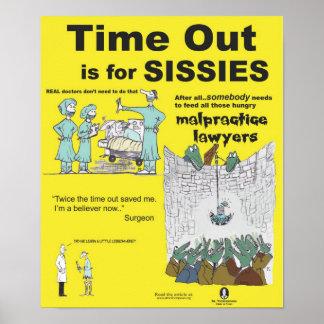 del tiempo poster del witherspoon hacia fuera