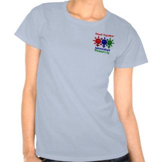 Del unir el día de las mujeres internacionales camisetas