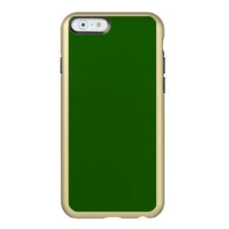 ~ del VERDE del GRUNGE (color sólido) Funda Para iPhone 6 Plus Incipio Feather Shine