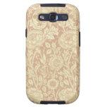 Del vintage cajas del teléfono de Raphaelite Willi Samsung Galaxy S3 Fundas