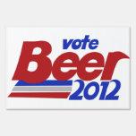 Del voto parodia política de la cerveza 2012 fot