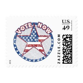 Del voto sellos ahora