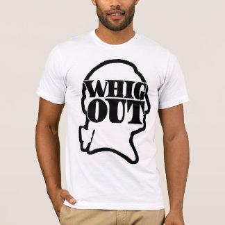 Del Whig camiseta hacia fuera