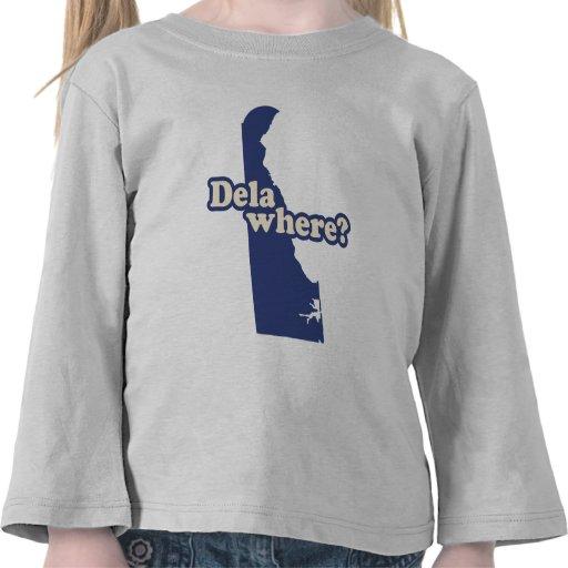 Dela-where? Tshirt