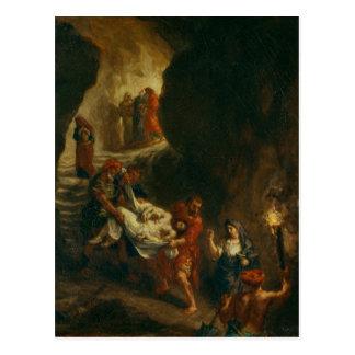 Delacroix Art Postcards