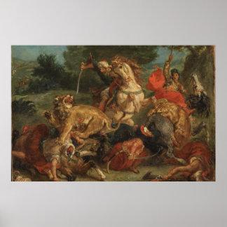 Delacroix Art Posters