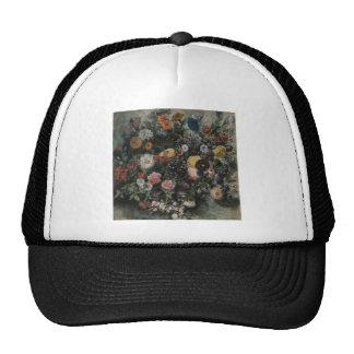 Delacroix Boquet de flores Gorro