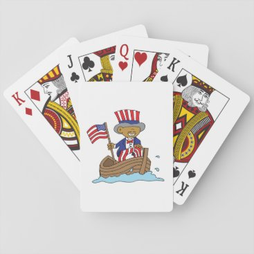 Delacruz 4th of July playing cards