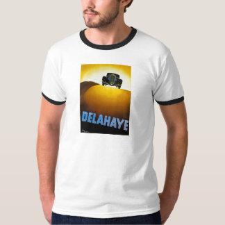 Delahaye Vintage Advertisement Tshirts