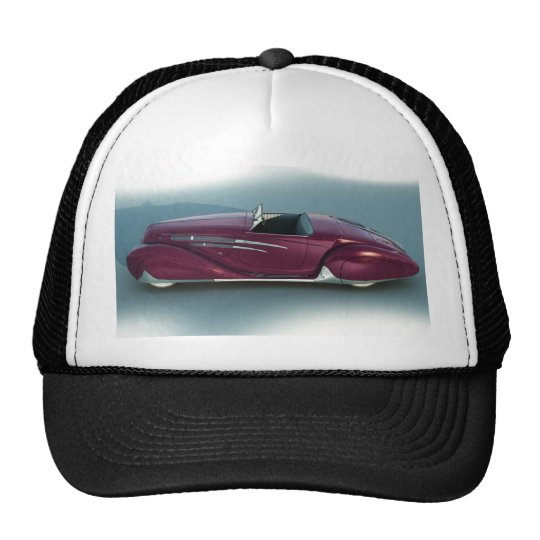 DelahayeSide2b Trucker Hat