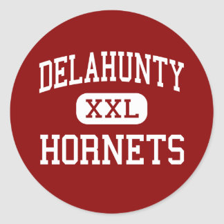Delahunty - Hornets - Middle - Hermitage Stickers
