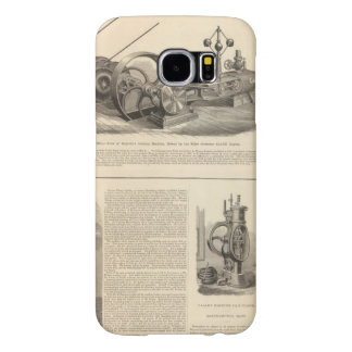 Delamater Iron Works Samsung Galaxy S6 Cases