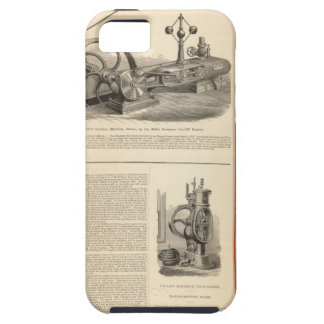 Delamater Iron Works iPhone 5 Case