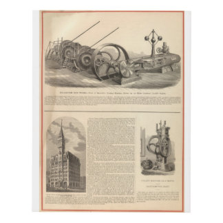 Delamater Iron Works Panel Wall Art