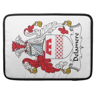 Delamere Family Crest Sleeves For MacBooks