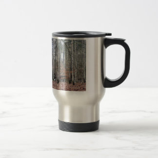 Delamere Forest Wetland Travel Mug