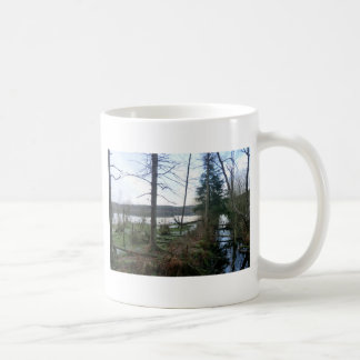 Delamere Forest Wetlands and Blakemere Moss Coffee Mug