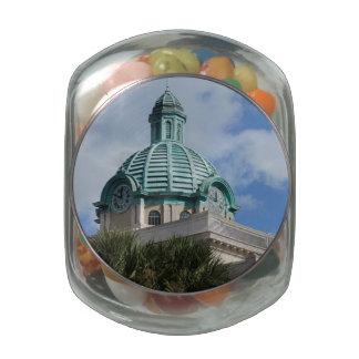 Deland Tower Glass Jars