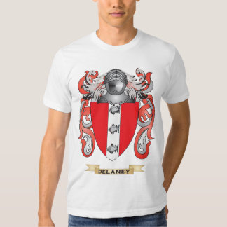 Delaney Coat of Arms T Shirt