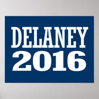 Delaney - John Delaney 2016 Poster