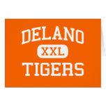 Delano - tigres - mayor - Delano Minnesota Tarjetón