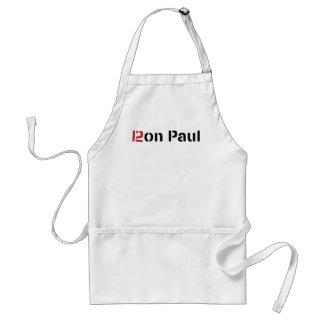 Delantal 2012 de Ron Paul