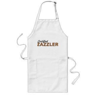 Delantal certificado de Zazzler