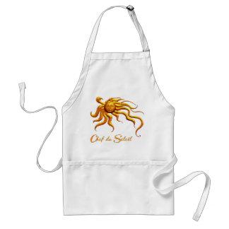 Delantal - Chef du Soleil