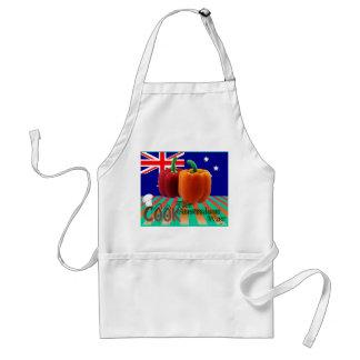 Delantal (cocine la manera australiana)