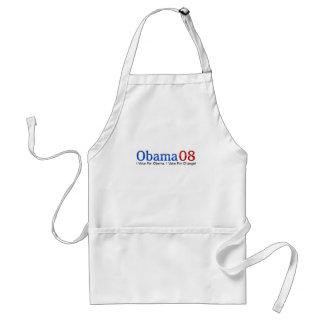 Delantal de Barack Obama