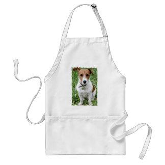 Delantal de Jack Russell Terrier