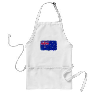 Delantal de la BANDERA de AUSTRALIA
