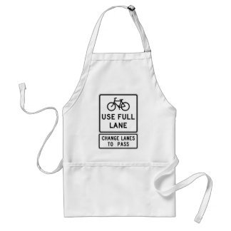 Delantal de la bicicleta