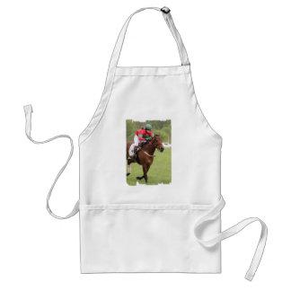 Delantal de la carrera de caballos