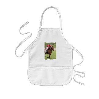 Delantal de la carrera de caballos pequeño