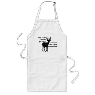 Delantal de la caza de los ciervos
