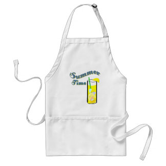 Delantal de la limonada del verano