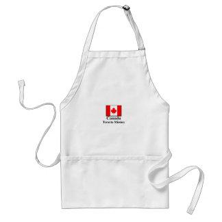 Delantal de la misión de Canadá Toronto